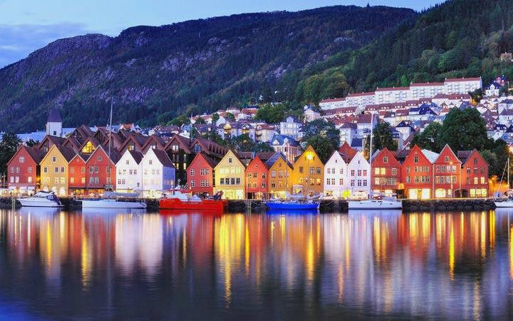 Crucero Bergen