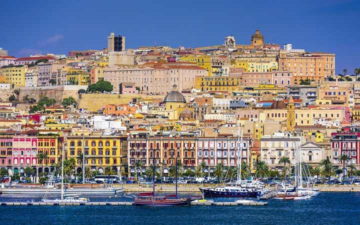 Crucero Cagliari