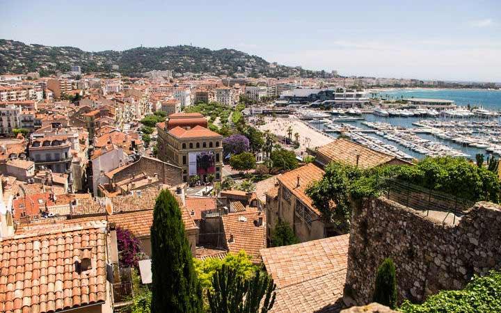 Crucero Cannes