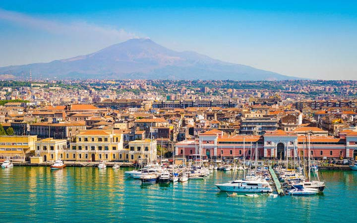 Crucero Catania