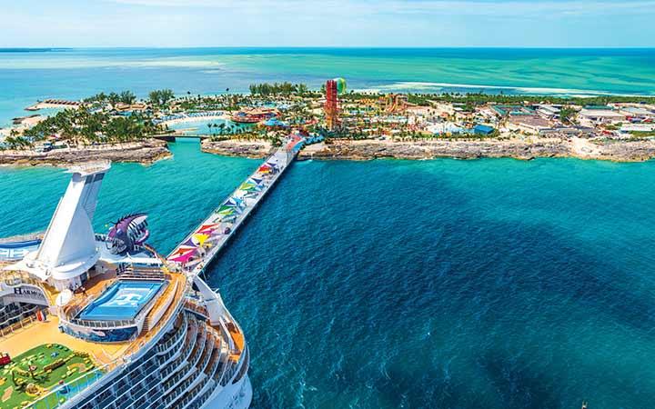 Crucero Coco Cay