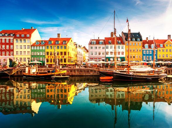 croisière Fiordos : Dinamarca, Noruega, Alemania