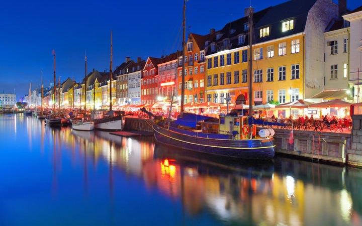 Crucero Copenhague