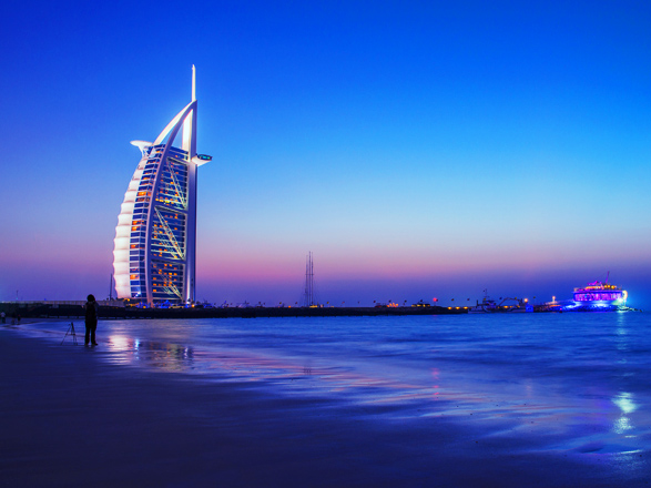 croisière Oriente Medio : Emiratos Árabes Unidos, Qatar, Bahréin, Omán