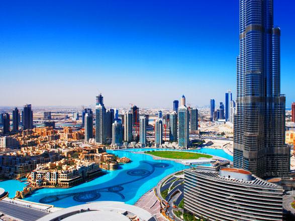 croisière Oriente Medio : Escapada Emiratos Arabes