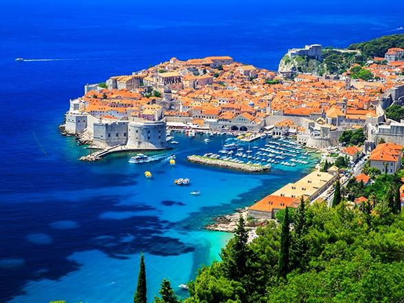 Crucero Dubrovnik(Croacia)