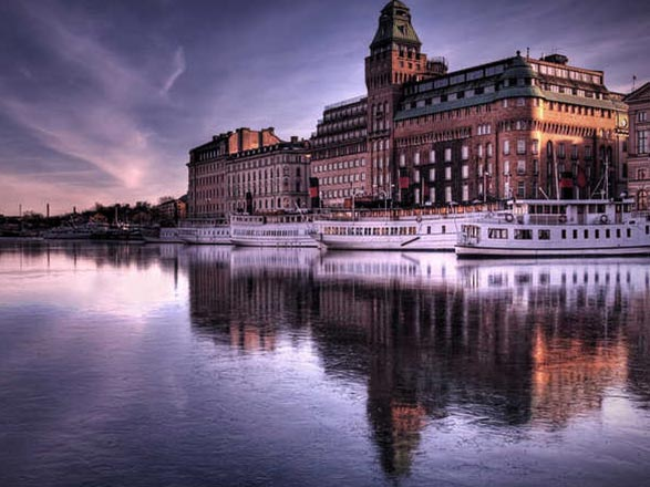 croisière Báltico : Suecia, Finlandia, Rusia, Estonia