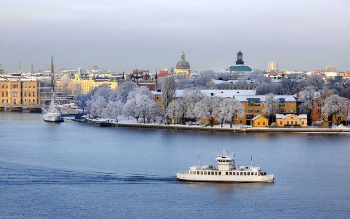 Crucero Estocolmo