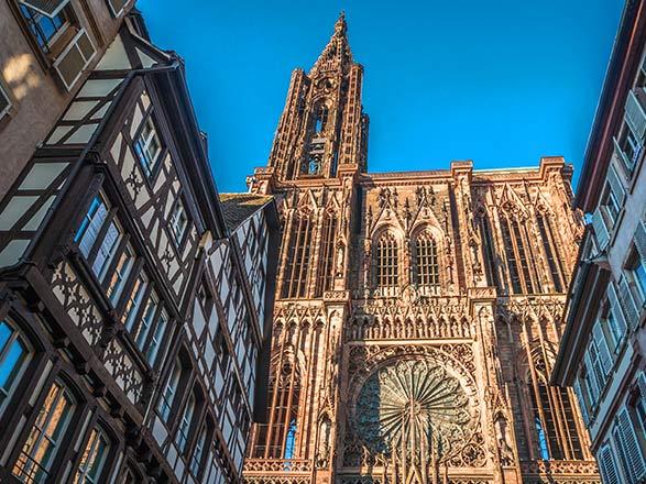 croisière Rin y Mosela  - Sena, Ródano, Saona : Mercados de Navidad en Alsacia del Norte (MNA)