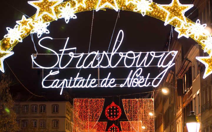 Crucero Estrasburgo