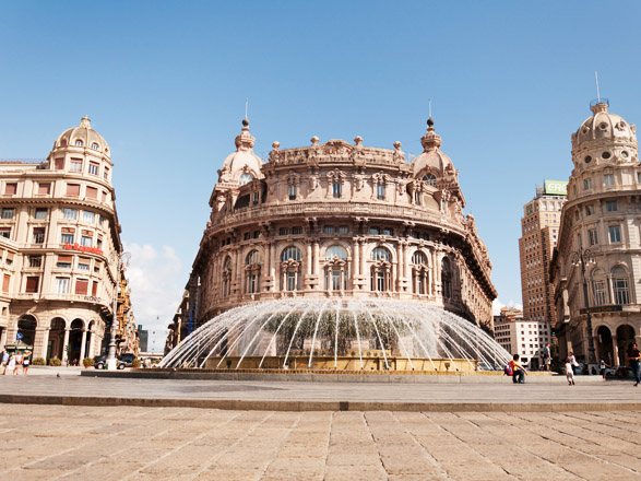 croisière Mediterráneo Occidental : España, Italia, Francia