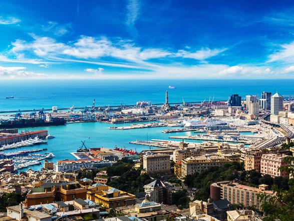 croisière Mediterráneo Occidental : España, Francia, Italia