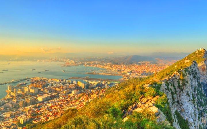 Crucero Gibraltar