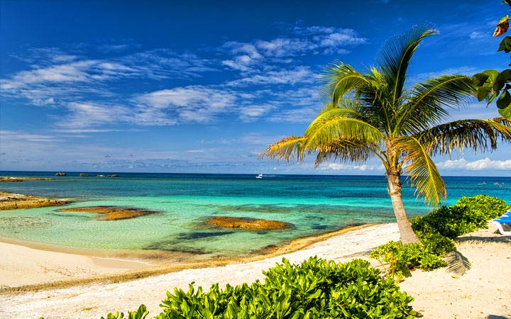 Crucero Great Stirrup Cay