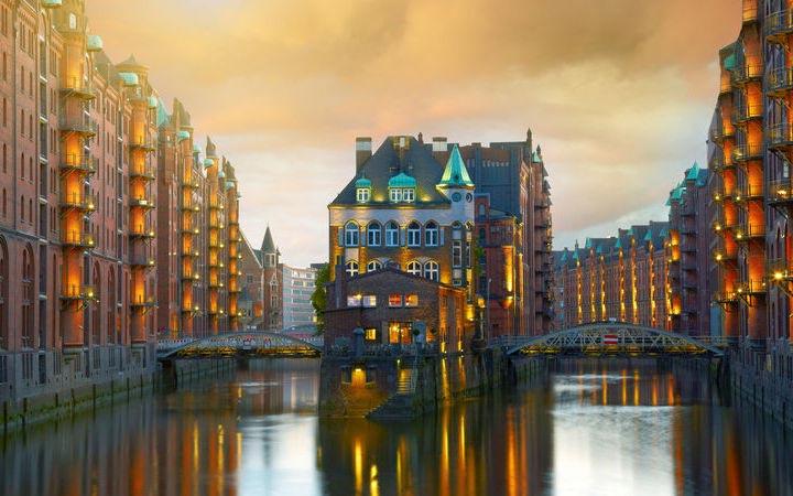 Crucero Hamburgo