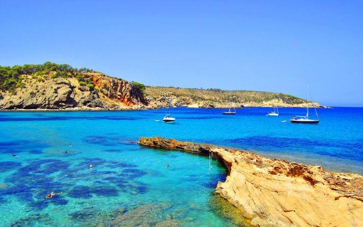 Crucero Ibiza