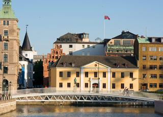Crucero Malmö(Suecia)