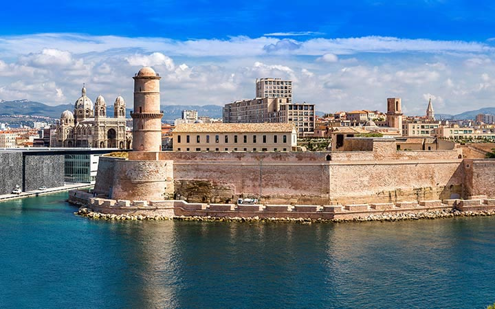 Crucero Marsella