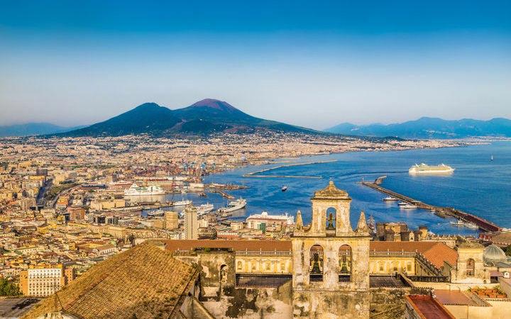 Crucero Nápoles