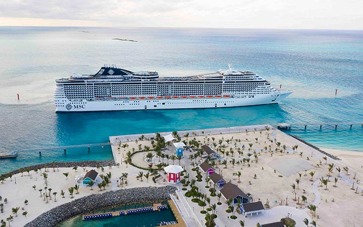 Crucero Ocean Cay