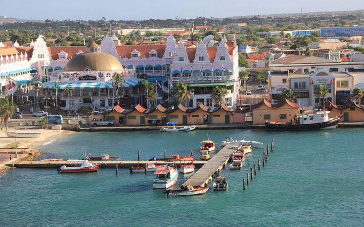 Crucero Oranjestad