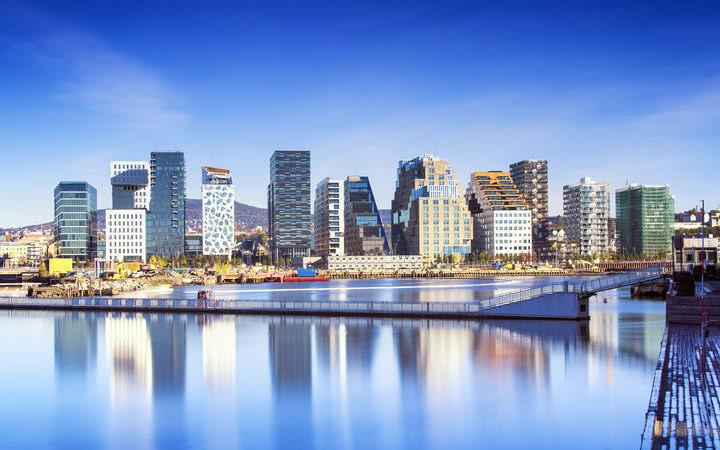 Crucero Oslo