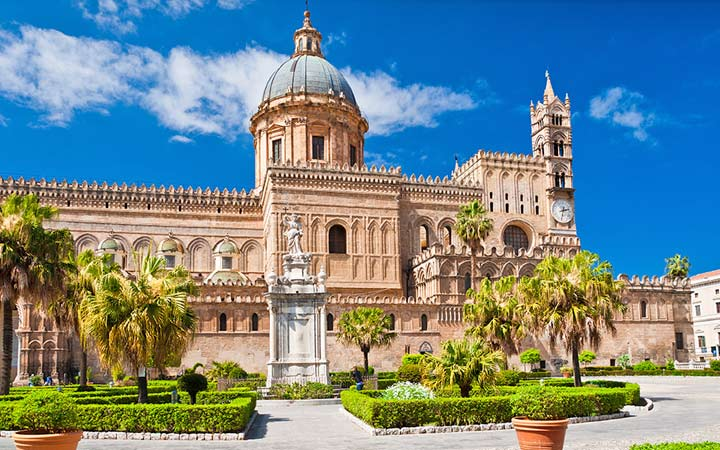 Crucero Palermo