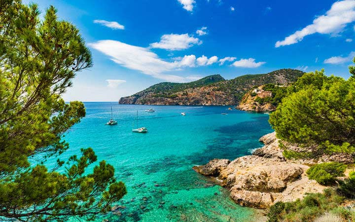 Crucero Palma de Mallorca