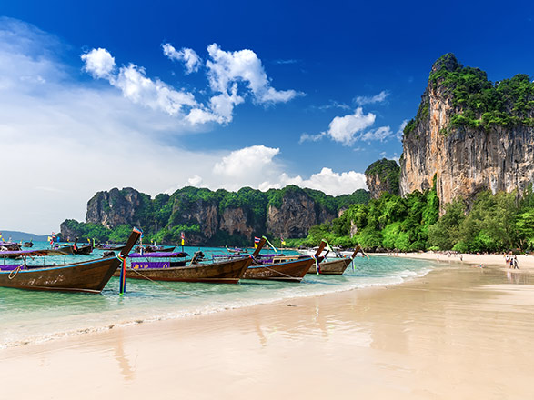 croisière Asia : Tailandia y Malasia - Itinerario Sur