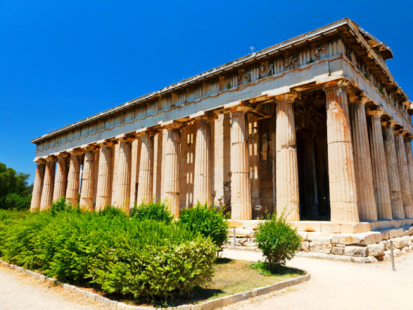 croisière Oriente Medio : De la Grecia clásica al cosmopolita Dubái