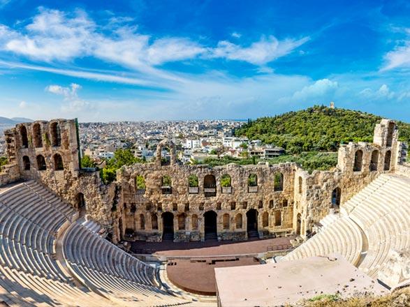 croisière Mediterráneo Oriental : Idílico Mar Egeo con Kusadasi