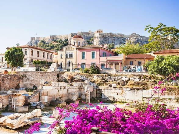 croisière Mediterráneo Oriental : Egeo Idílico