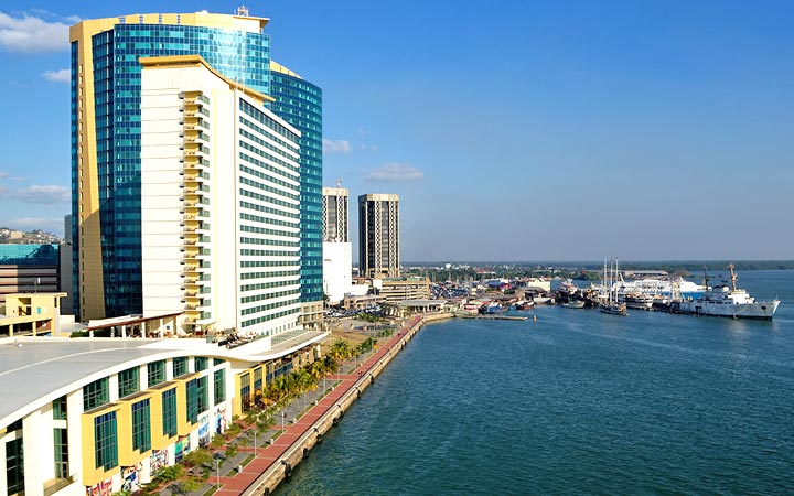 Crucero Port of Spain