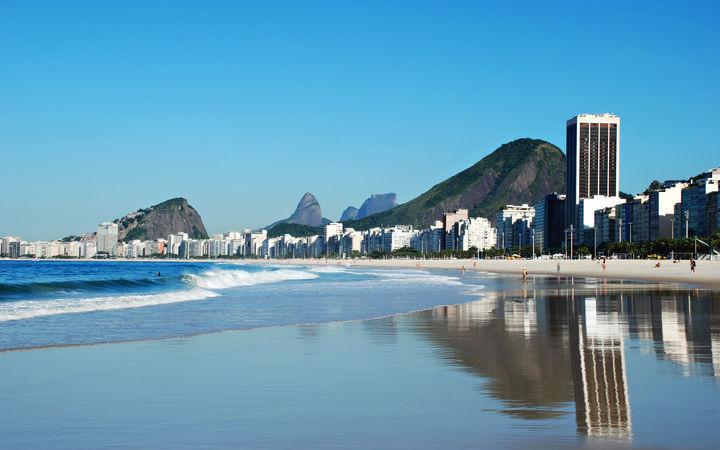 Crucero Río de Janeiro
