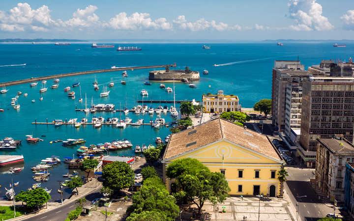 Crucero Salvador de Bahía