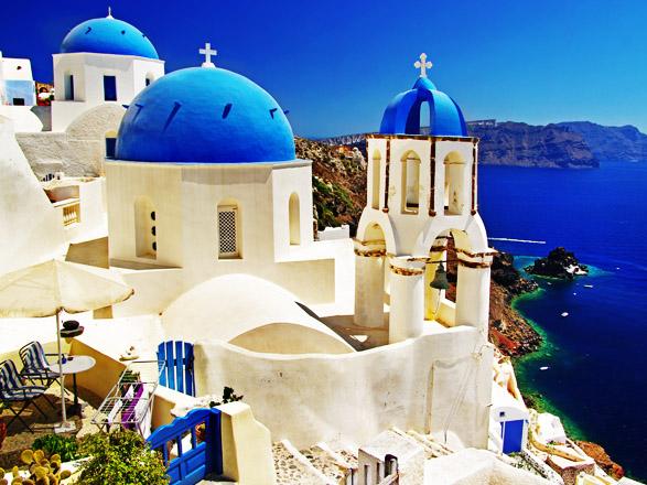 Crucero Santorini(Grecia)