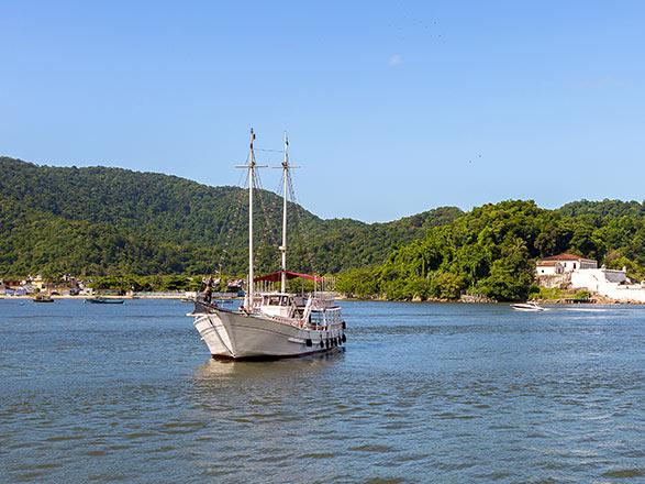 croisière Sudamérica - Canal de Panamá :  Minicrucero Brasil