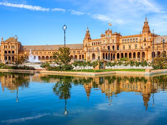 croisière Guadalquivir - Duero  : Encantos de Andalucía (SXS_PP)