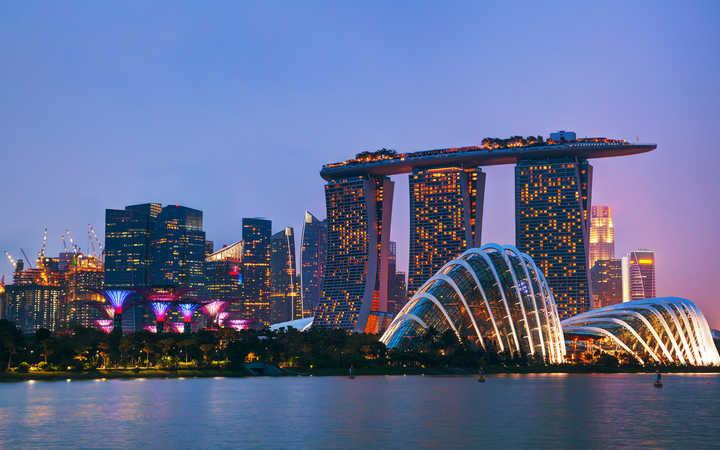 Crucero Singapur