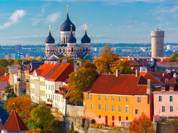 Crucero Tallin(Estonia)