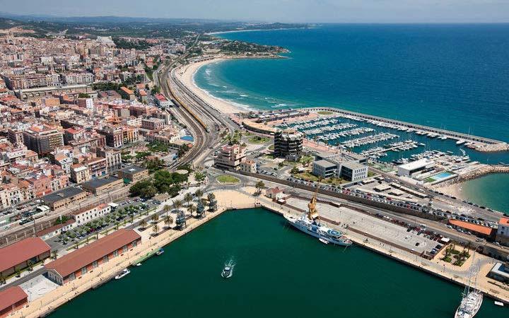 Crucero Tarragona