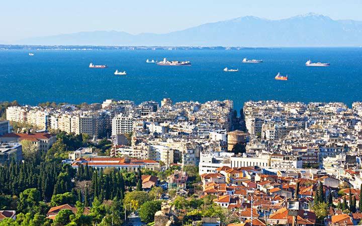 Crucero Tesalónica