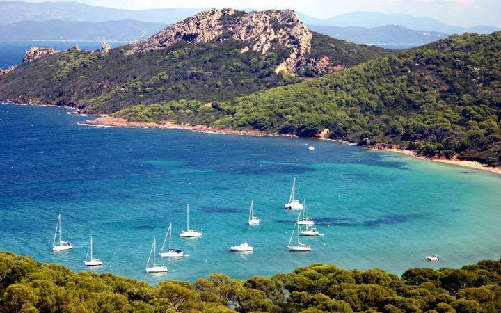 Crucero Toulon