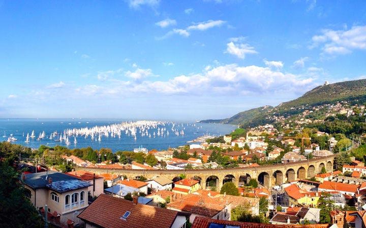 Crucero Trieste