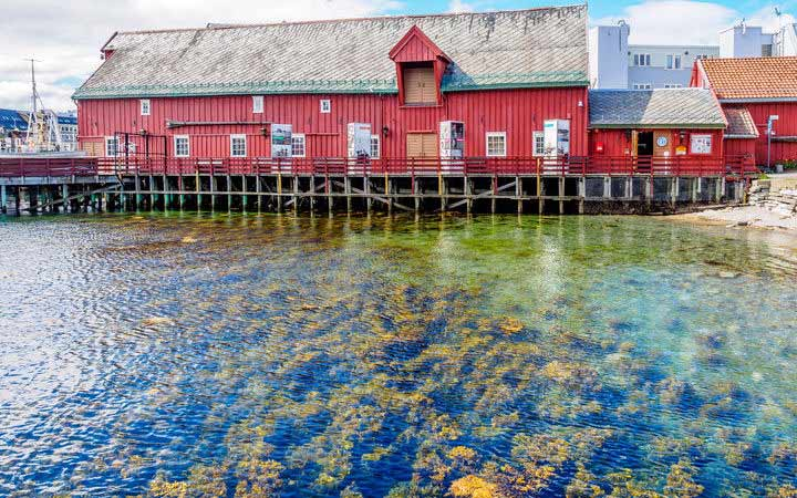 Crucero Tromso