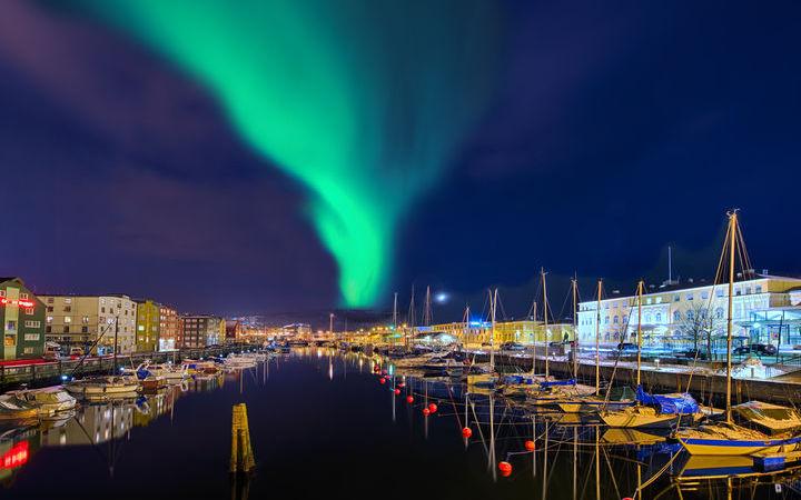 Crucero Trondheim