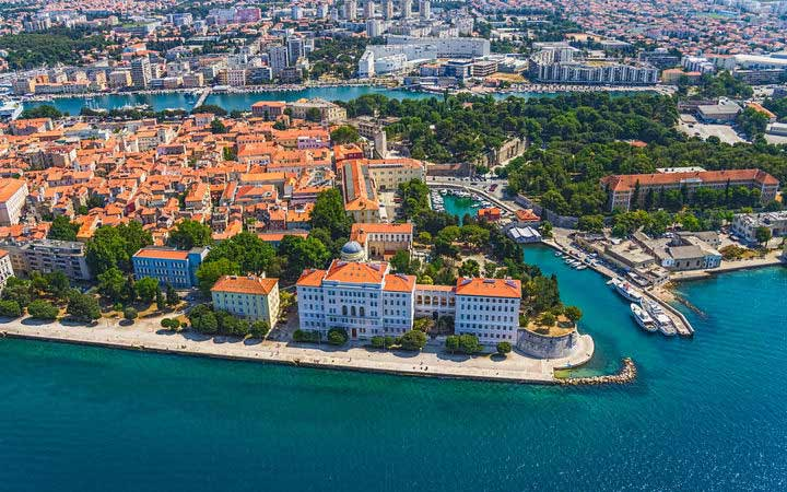 Crucero Zadar