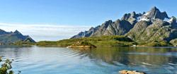 Croisière Fjords