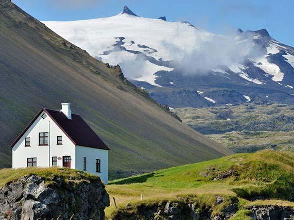 Islande (Akureyri)