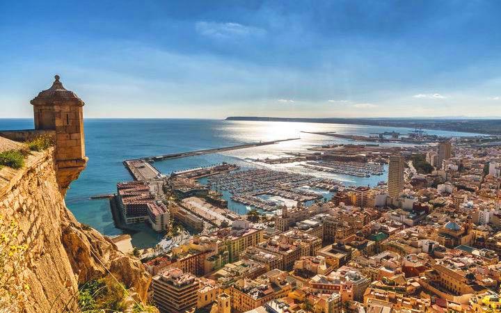 Croisière Alicante